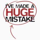 Huge Mistake by VanHogTrio