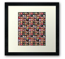 Lil' Kim - The QUEEN'S Print (Version 1) Framed Print