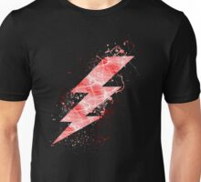 Flash lightning bolt  Unisex T-Shirt