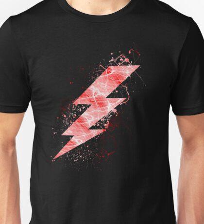 Flash lightning bolt  Unisex T-Shirt