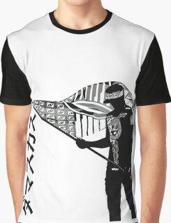 BLVCKSTYL3 Graphic T-Shirt