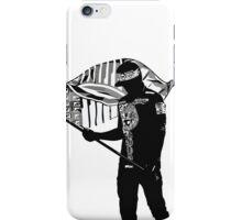 BLVCKSTYL3 iPhone Case/Skin