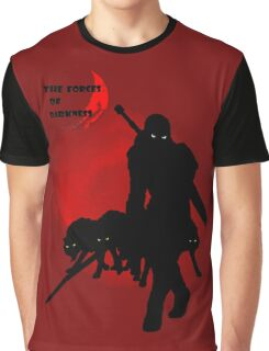 The Forces of Darkness Graphic T-Shirt