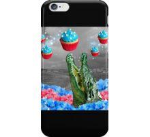cuppa croco cakes -- rare celestial phenomenon iPhone Case/Skin