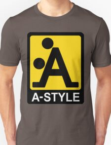about A style Unisex T-Shirt