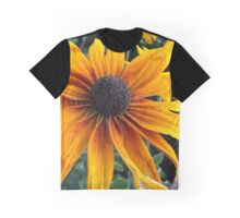 Rudbeckia from A Gardener's Notebook Graphic T-Shirt