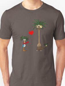 Tropical Love Unisex T-Shirt