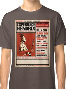 EXPERINCE HENDRIX THE CONCERT EVENT OF THE YEAR TOUR 2016 Classic T-Shirt