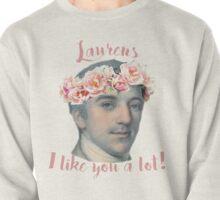 lovely laurens Pullover