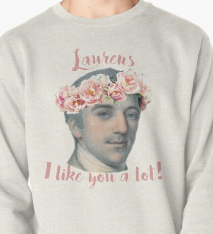 lovely laurens Pullover