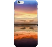 Sunset Symmetry iPhone Case/Skin