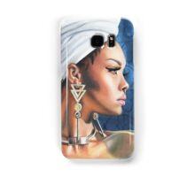 African Butterfly Samsung Galaxy Case/Skin