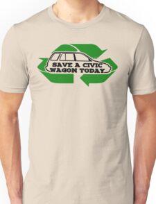 Save A Civic Wagon T-Shirt