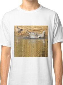 Cape Turtle Dove - Summer Swim - African Wild Birds Classic T-Shirt