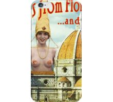 Hi from Florence iPhone Case/Skin