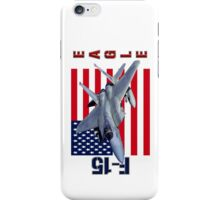 F-15 Eagle iPhone Case/Skin