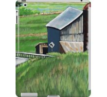 Southern Ohio Countryside landscape painting iPad Case/Skin