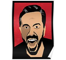 Ricky Gervais Poster