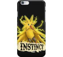 .: Instinct - Pokemon Go Team iPhone Case/Skin