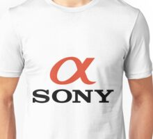 A sony Unisex T-Shirt