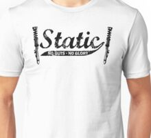 STATIC ONLY Unisex T-Shirt