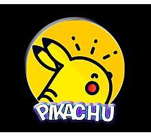 Picachu Photographic Print