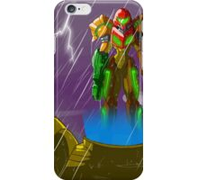 Samus - The Surface of Zebes iPhone Case/Skin