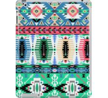 Modern Navajo Pattern Var. 15 iPad Case/Skin