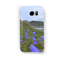 Irish Harebells Samsung Galaxy Case/Skin