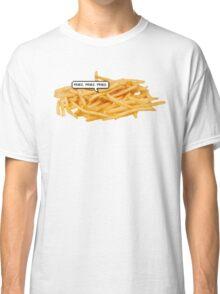 FRIES FRIES FRIES TUMBLR Classic T-Shirt