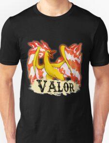 .: Valor - Pokemon Go Team Unisex T-Shirt