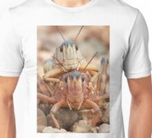 Face-to-Face Encounter Unisex T-Shirt