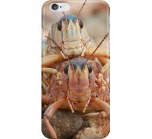 Face-to-Face Encounter iPhone Case/Skin