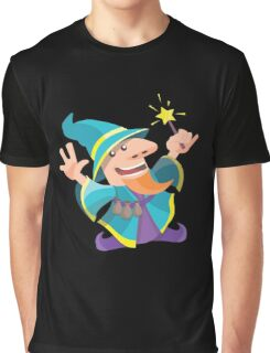 The Dwarf Mage Graphic T-Shirt