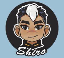 Voltron Legendary Defender Shiro Chibi  Baby Tee