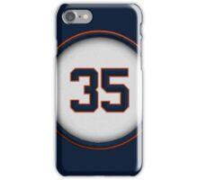 35 - Verlander iPhone Case/Skin