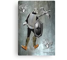 Knight ( 2714 Views) Canvas Print