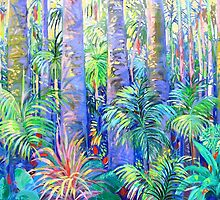 Rainforest Tamborine Mountain #1 by Virginia McGowan