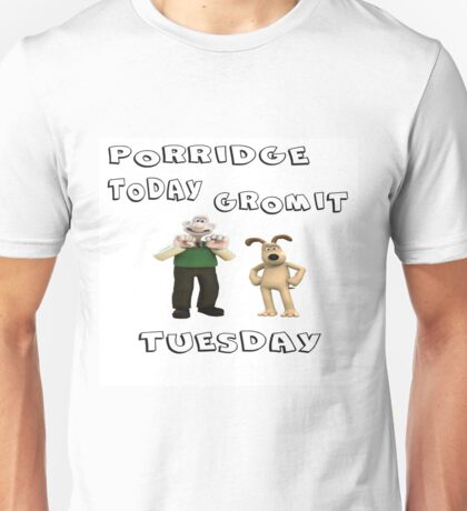 Wall and gom tuesday Unisex T-Shirt