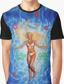 Lil' Kim the Water Barbie Graphic T-Shirt