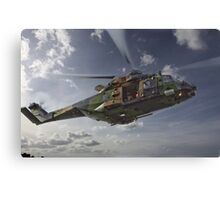 Taipan Multi Role Helicopter Canvas Print
