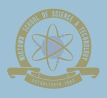 midtown school of science and technology One Piece - Short Sleeve