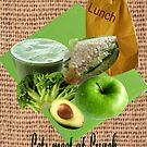 Lets meet for a green  lunch ( 886 Views) by aldona