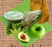 Lets meet for a green  lunch ( 715 Views) by aldona