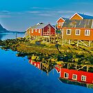 Reine . Lofoten . Norway . Views: 9274. Has been sold. by © Andrzej Goszcz,M.D. Ph.D