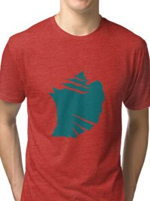 TO Conch Sticker Tri-blend T-Shirt
