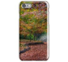 Autumn Dreams - Mt Wilson NSW - The HDR Experience iPhone Case/Skin