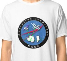 Nasa - Climate Change - Operation Ice Bridge Classic T-Shirt