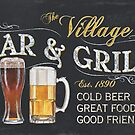 Bar and Grill by Debbie DeWitt