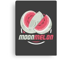 Moonmelon Canvas Print